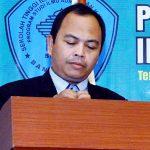 Drs. Nazmudin, M.Si | WK III Bid. Kemahasiswaan