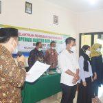 Yayasan STISIP Banten Raya Lantik Pengurus Koperasi Periode 2021-2026