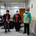 Kunjungan Kerja STISIP Banten Raya ke LLDIKTI IV