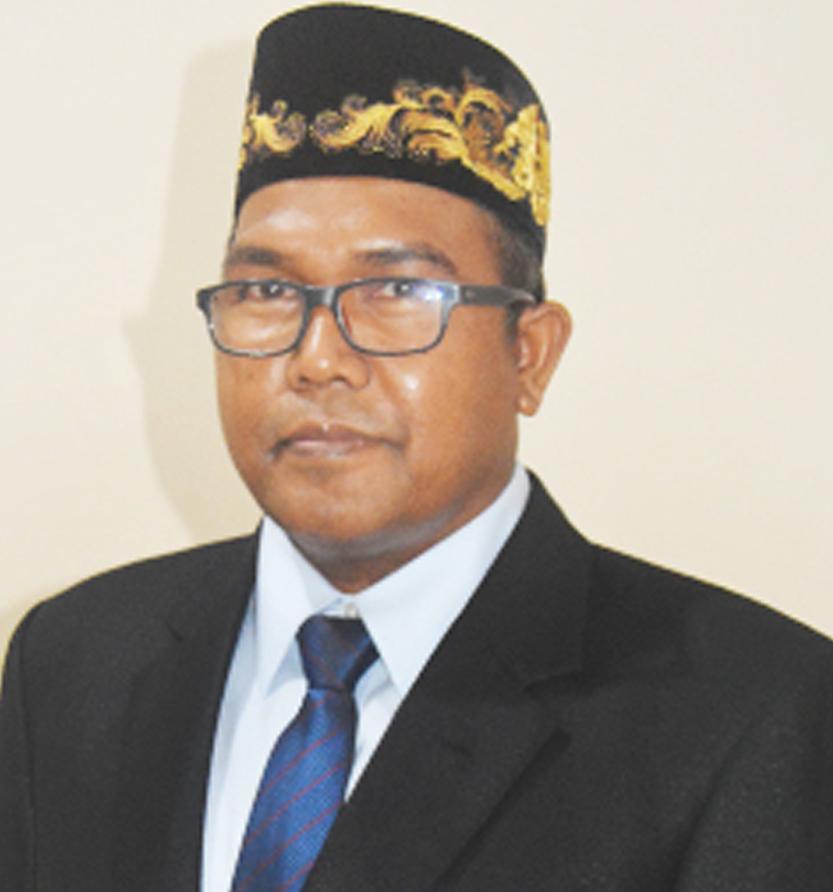 Dr. Nasir, S.P., M.P | Ketua STISIP Banten Raya