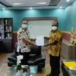 Memorandum of Understanding (MoU) antara STISIP Banten Raya dengan SMK 2 Pandeglang