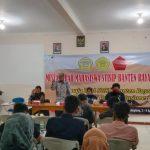 MUSMA STISIP Banten Raya