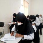 213 Calon Mahasiswa Baru mengikuti Tes Potensi Akademik (TPA) Tahap I
